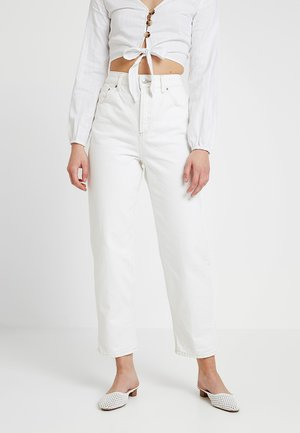 BALLOON - Jeans baggy - off-white