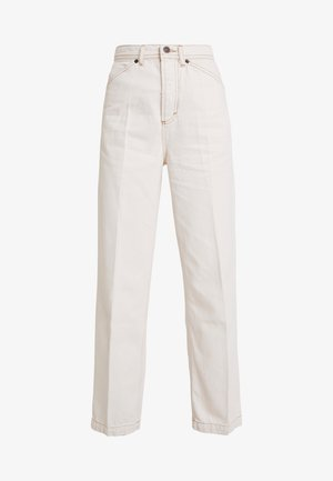 PARALEL - Straight leg jeans - ecru