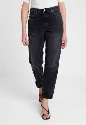 HAYDEN - Jeans baggy - black denim