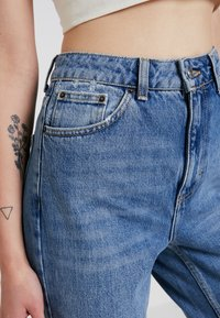 Topshop - MOM - Jeans baggy - blue denim - 3