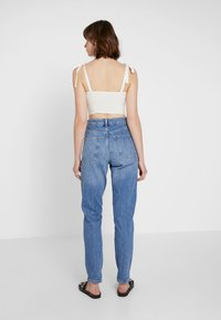 Topshop - MOM - Jeans baggy - blue denim - 2