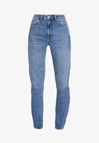 Topshop - MOM - Jeans baggy - blue denim - 4
