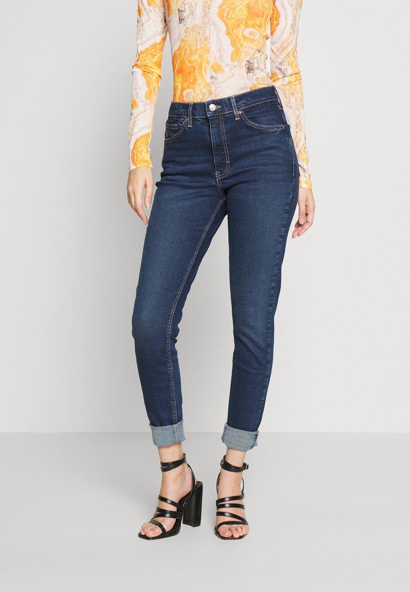 Topshop - JAMIE - Jeans Skinny Fit - indigo