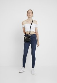 Topshop - JAMIE - Jeansy Skinny Fit - indigo - 1