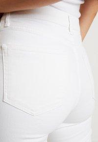 Topshop - JAMIE - Jeans Skinny Fit - white - 5