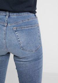 Topshop - JAMIE - Skinny džíny - bleach - 3