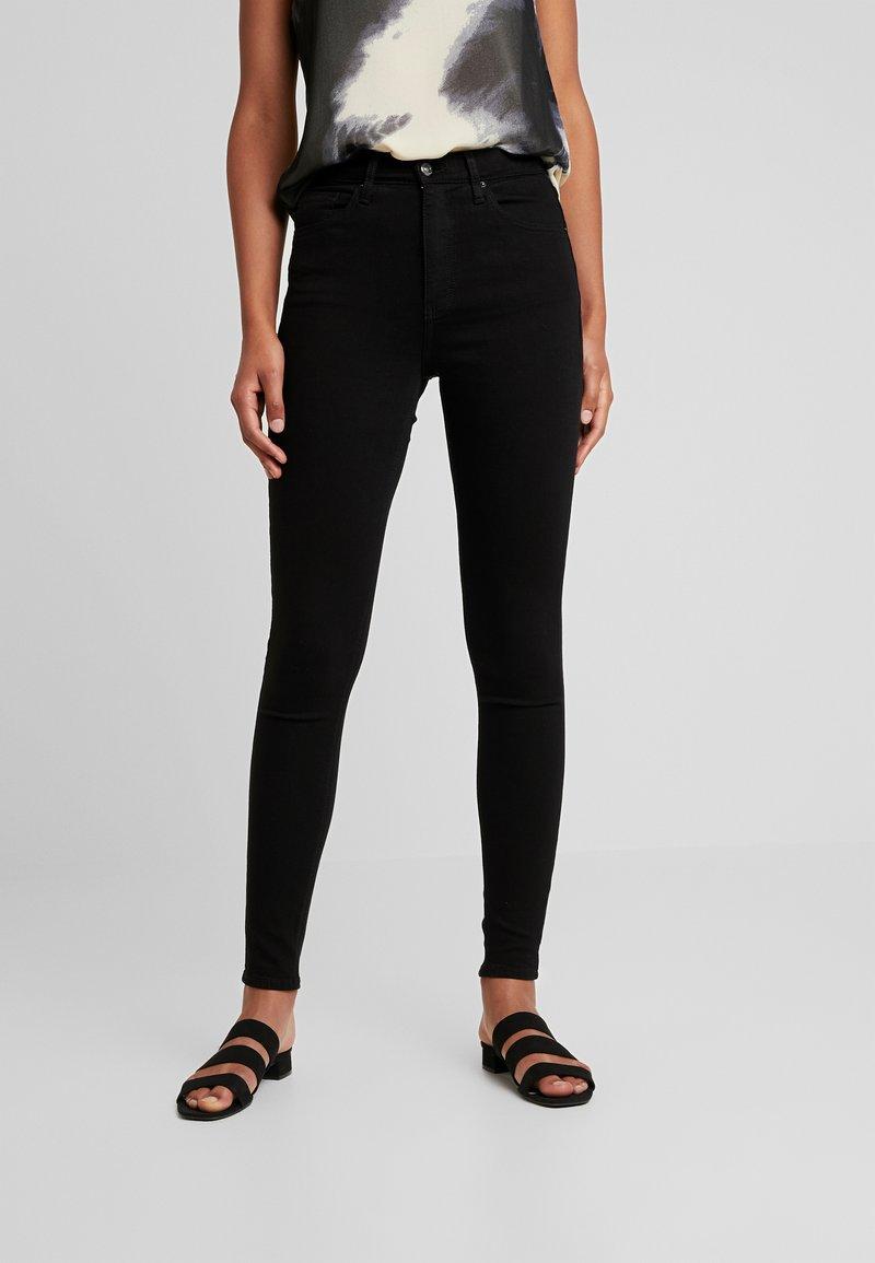 Topshop - JAMIE - Jeans Skinny Fit - black