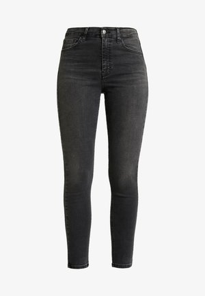 JAMIE - Jeans Skinny - washed black