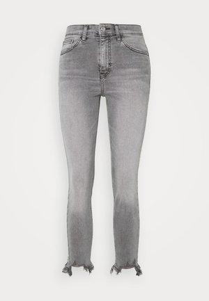 JAGGED JAMIE - Jeans Skinny Fit - grey