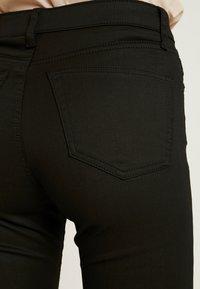 Topshop - JAMIE - Jeans Skinny Fit - black - 5
