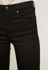 Topshop - JAMIE - Jeans Skinny Fit - black - 3