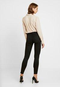 Topshop - JAMIE - Jeans Skinny Fit - black - 2