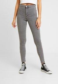 Topshop - JONI - Jeans Skinny Fit - grey - 0