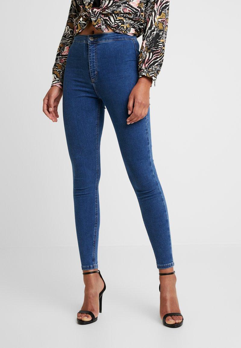 Topshop - JONI - Jeans Skinny Fit - blue