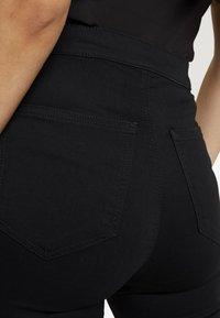 Topshop - JONI - Jeans Skinny Fit - black - 3