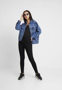 Topshop - JONI - Jeans Skinny Fit - black - 1