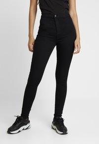 Topshop - JONI - Jeans Skinny Fit - black - 0