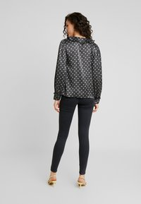 Topshop - JONI - Jeans Skinny Fit - black denim