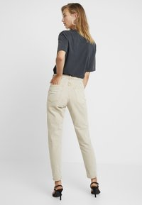 Topshop - MOM - Jeans baggy - sand - 2