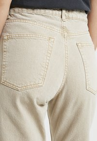 Topshop - MOM - Jeans baggy - sand - 4