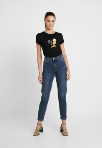 Topshop - MOM - Jeansy Relaxed Fit - rich - 1