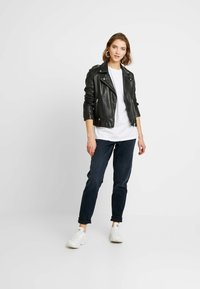Topshop - MOM - Relaxed fit jeans - blue black - 1