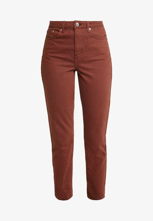 MOM - Jeans Relaxed Fit - rust