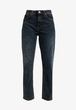 Straight leg jeans - sulphur blue