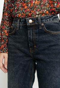 Topshop - Straight leg jeans - sulphur blue - 3