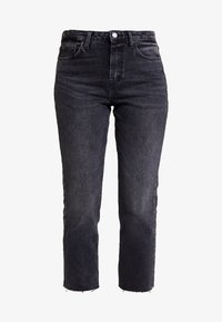 Topshop - Straight leg jeans - washed black - 3
