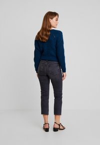Topshop - Straight leg jeans - washed black - 2