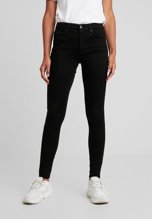 LEIGH - Jeans Skinny - black