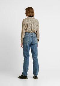 Topshop - DAD - Relaxed fit jeans - blue denim - 2