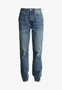 Topshop - DAD - Relaxed fit jeans - blue denim - 4