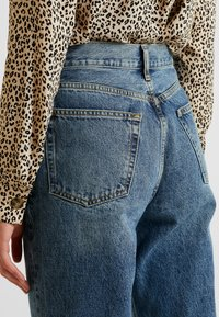 Topshop - DAD - Relaxed fit jeans - blue denim - 5