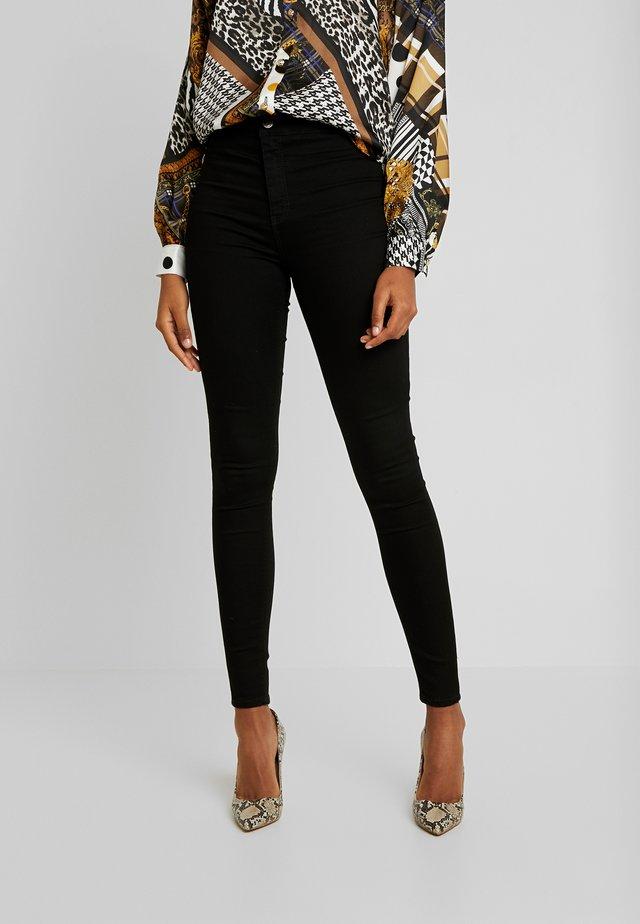 PURE JONI - Jeans Skinny Fit - black
