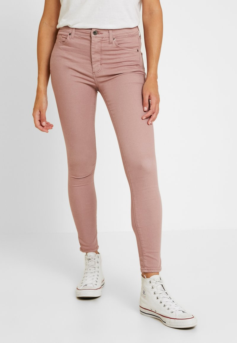 Topshop - LEIGH - Jeans Skinny Fit - blush