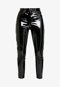 Topshop - JAMIE - Kalhoty - black - 3
