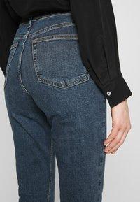 Topshop - DIRTY JAMIE - Jeans Skinny Fit - dirty blue - 3