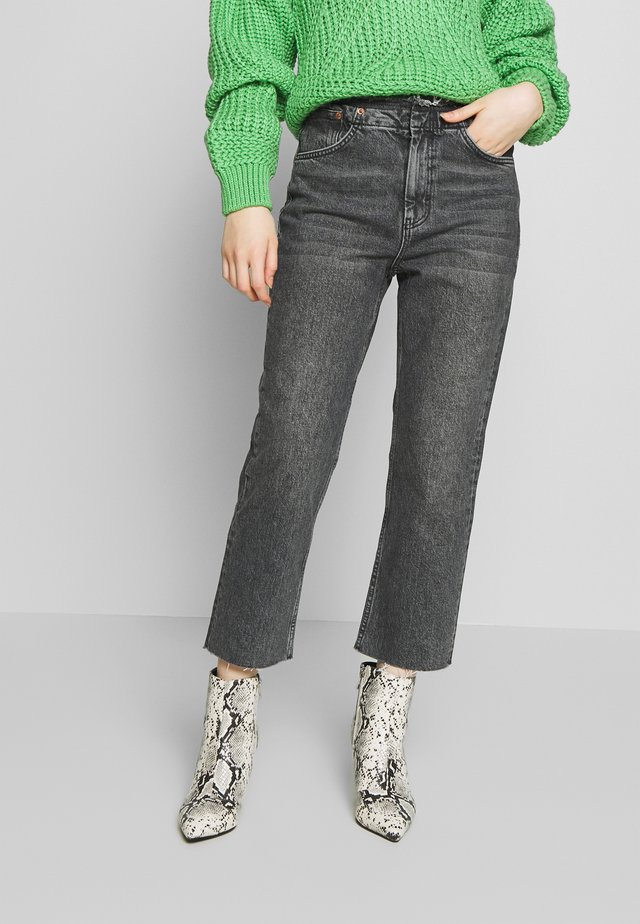 RAWWB - Jeans baggy - washed black
