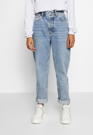 PHAT DAD - Jeans baggy - mid blue