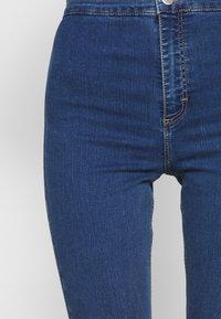 Topshop - JONI - Jeans Skinny Fit - blue denim - 5