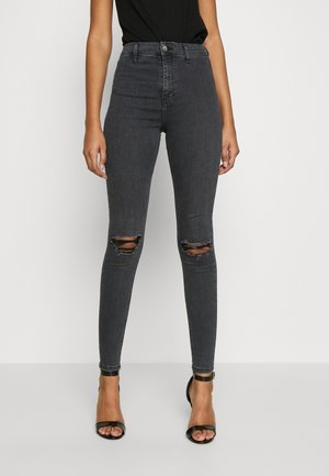 RIP JONI - Jeansy Skinny Fit - washed black