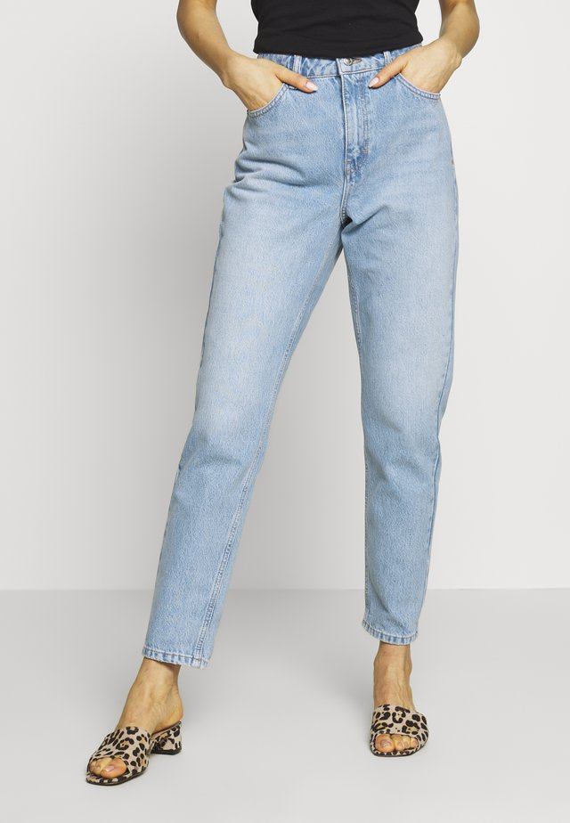 MOM - Relaxed fit jeans - bleach