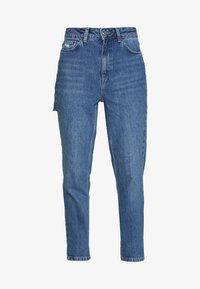 Topshop - MIAMI VICE MOM - Jeansy Relaxed Fit - blue denim - 3