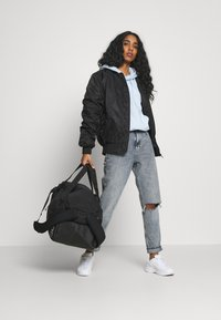 Topshop - CHICAGO RIP MOM  - Jeans baggy - smoke - 1