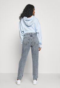 Topshop - CHICAGO RIP MOM  - Jeans baggy - smoke - 2