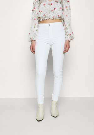 JONI OPAQUE - Jeans Skinny Fit - white