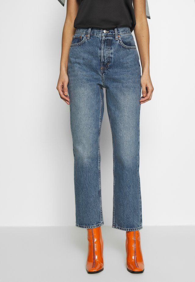 DAD - Jeans baggy - blue denim