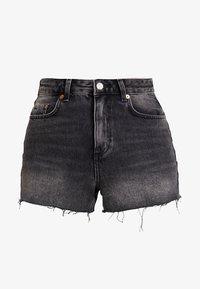 Topshop - MOM - Jeansshorts - black - 4